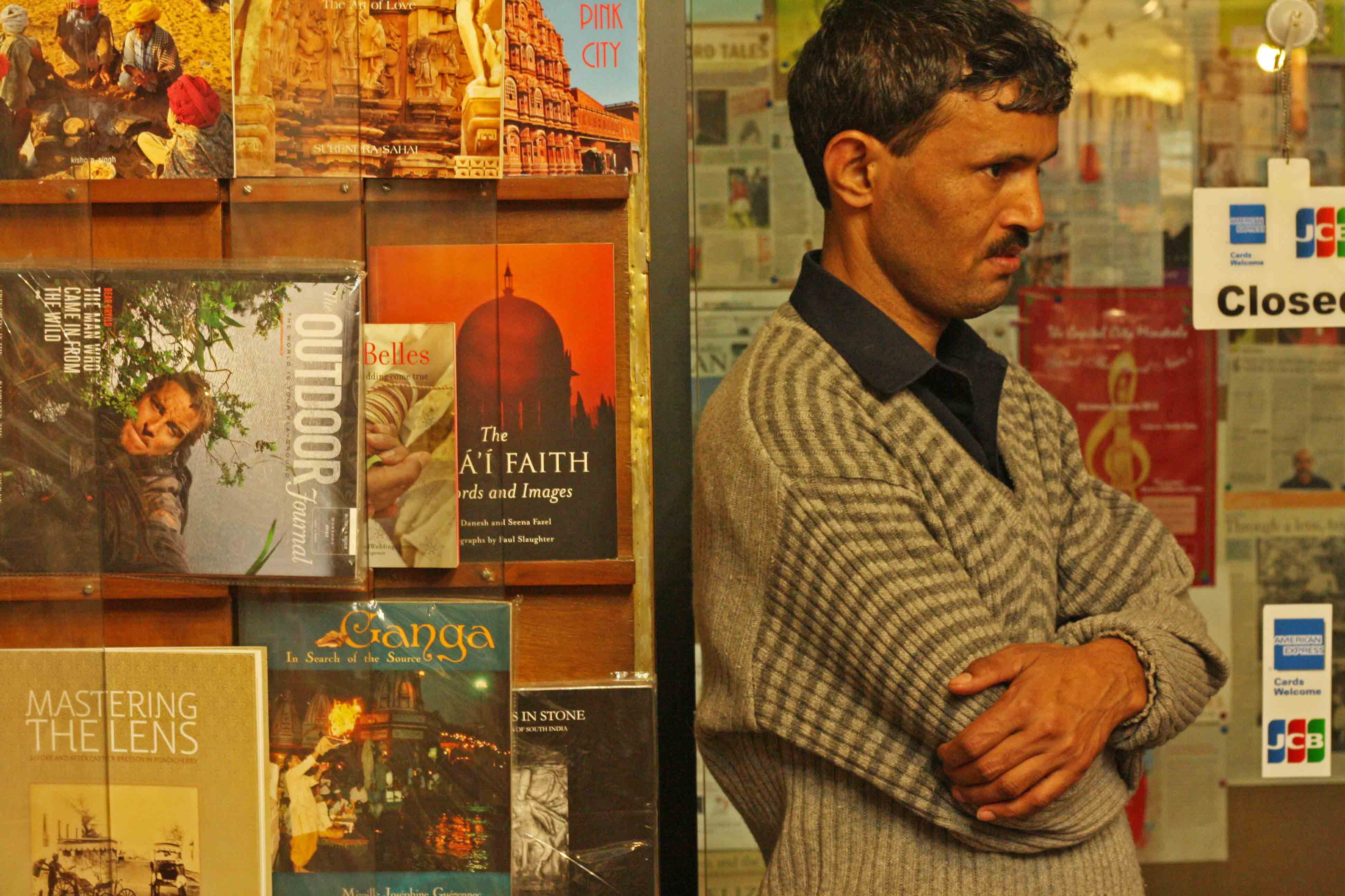 Mission Delhi - Sohan Singh, The Book Shop