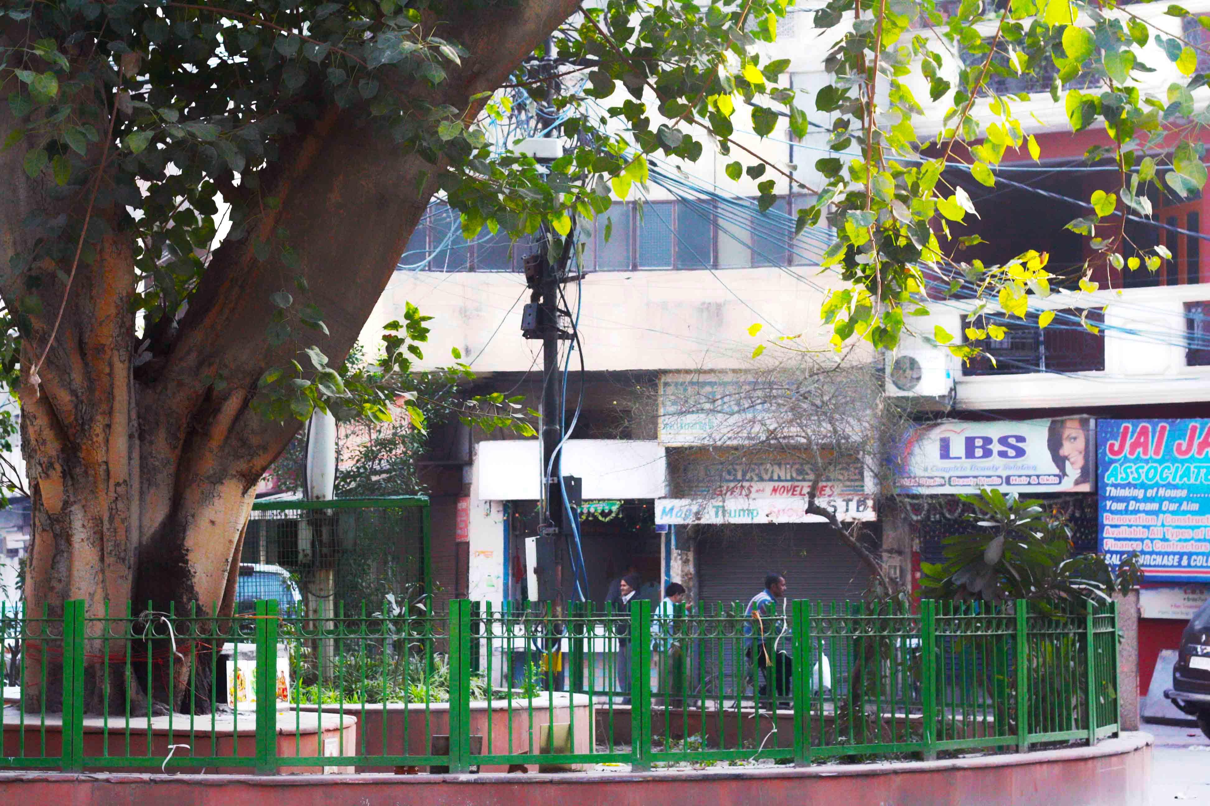 City Neighborhood - Choudhury Deepchand Ruheel Chowk, Shakti Nagar