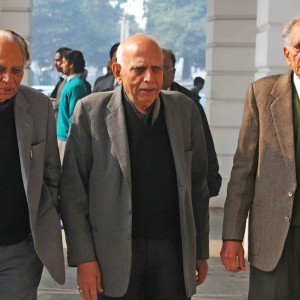 City Landmark - Three Delhi Friends, Old Connaught Place