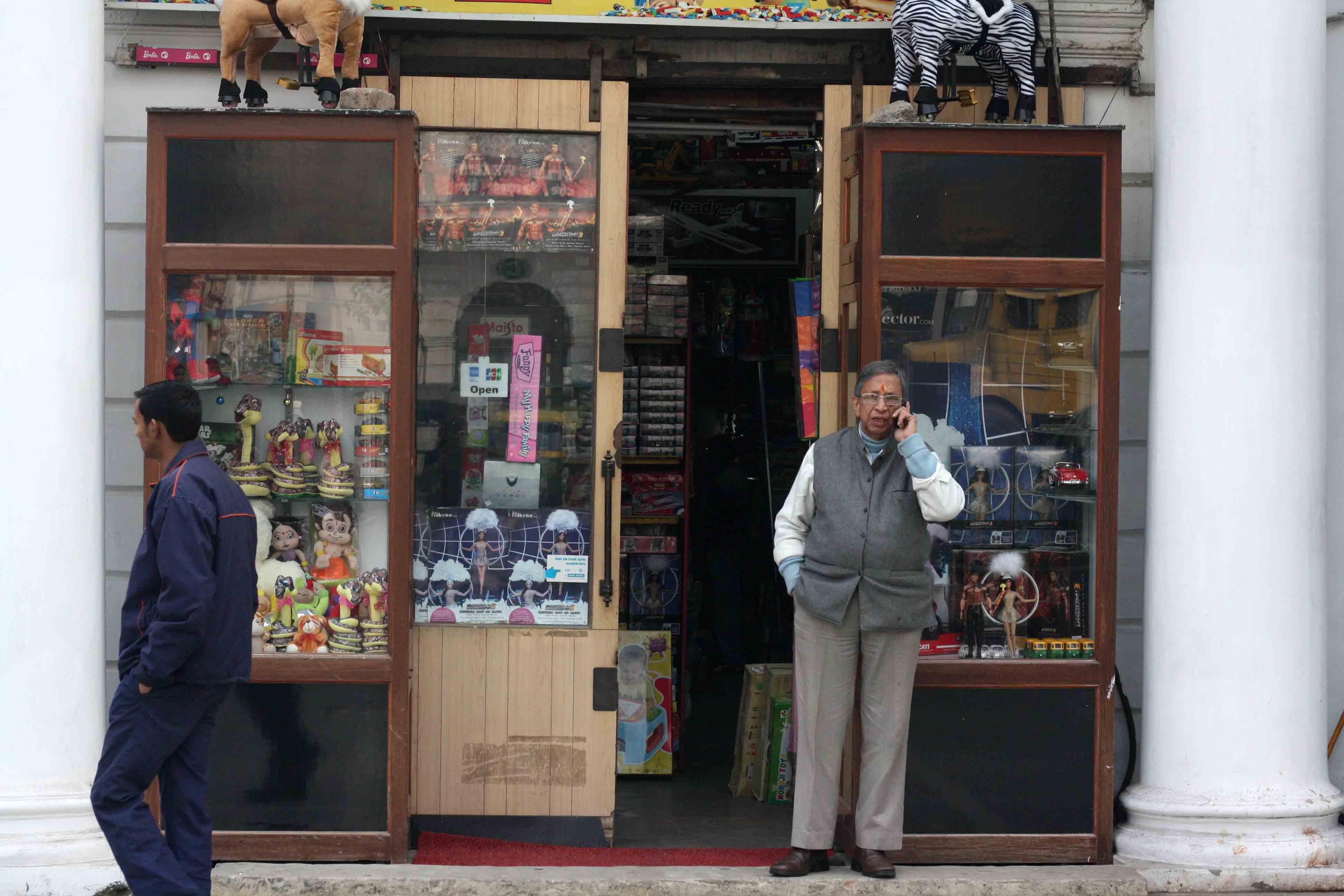 City Landmark – Ram Chander & Sons, Connaught Place