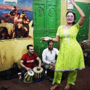 City List - Dancing Girls & Boys, 18th Century Delhi