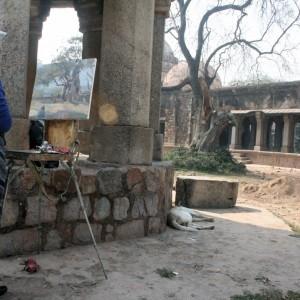 Atget's Corner – 11-15, Delhi Photos