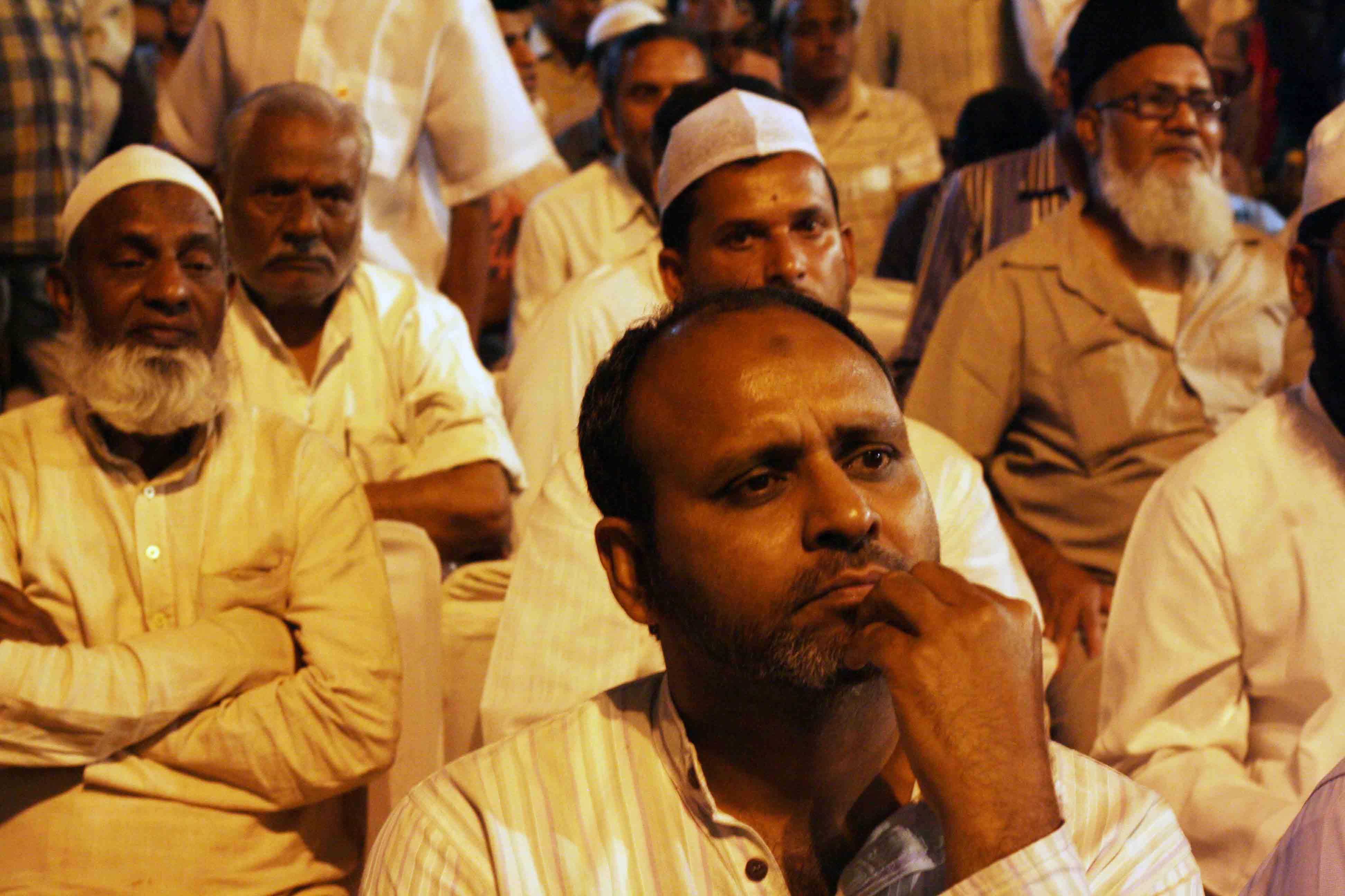 City Notes - National Election, Jama Masjid