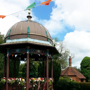 Letter from England - The Maharajah's Well, Oxfordshire