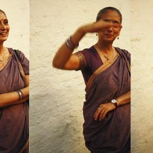 City Style - Vidya Rao's Handloom Saris, Mehrauli