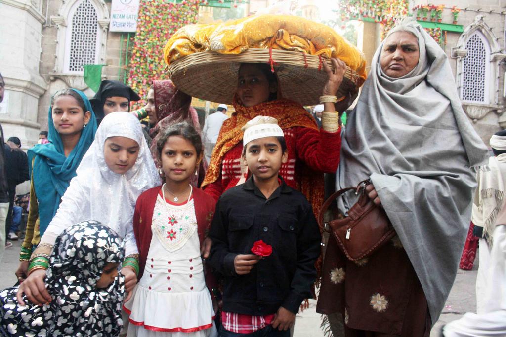City Faith – The Urs, Gharib Nawaz's Dargah