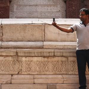City Monument - Delhi Sultanate Ruins, Around Town