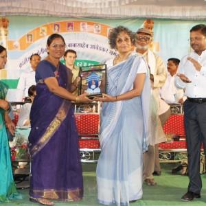 City News - An Important Award for Arundhati Roy, Yavatmal