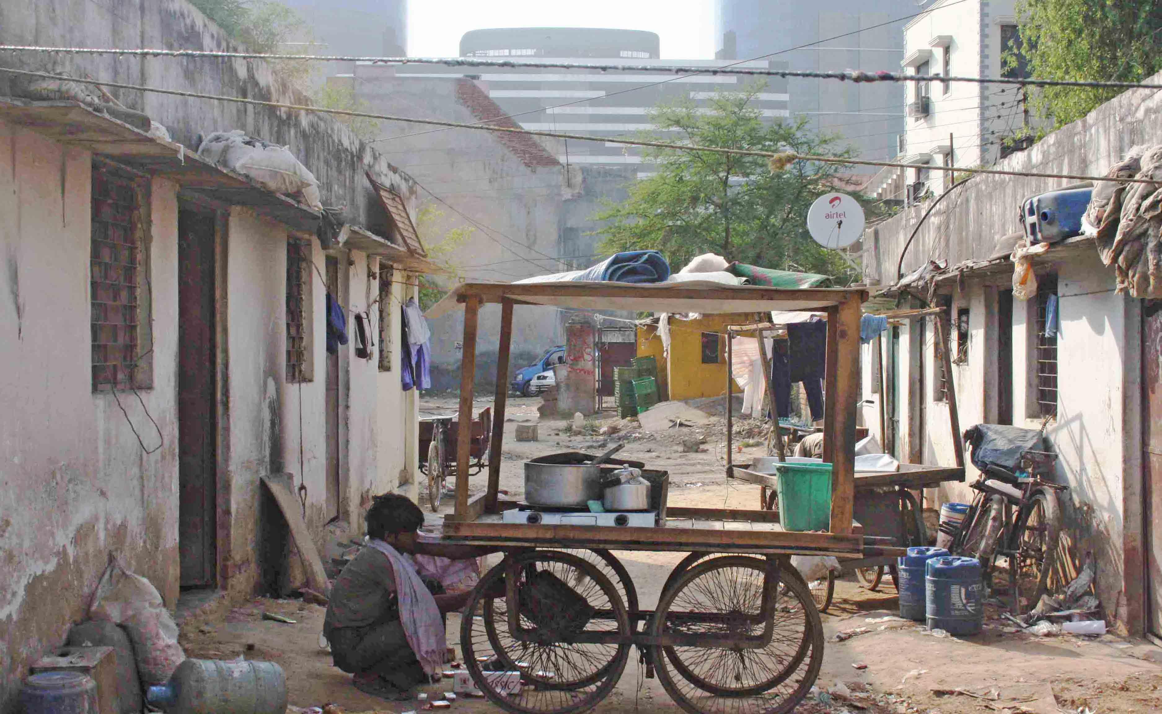 Atget's Corner – 231-235, Delhi Photos