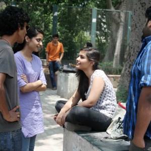 City Landmark - Hindu College, North Campus