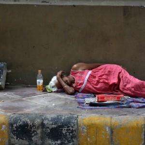 Mission Delhi - Ramrati Singh, Near Barakhamba Metro Station