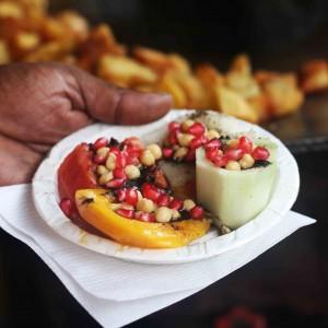 City Food – Heera Lal's Kulle Chaat, Chawri Bazaar