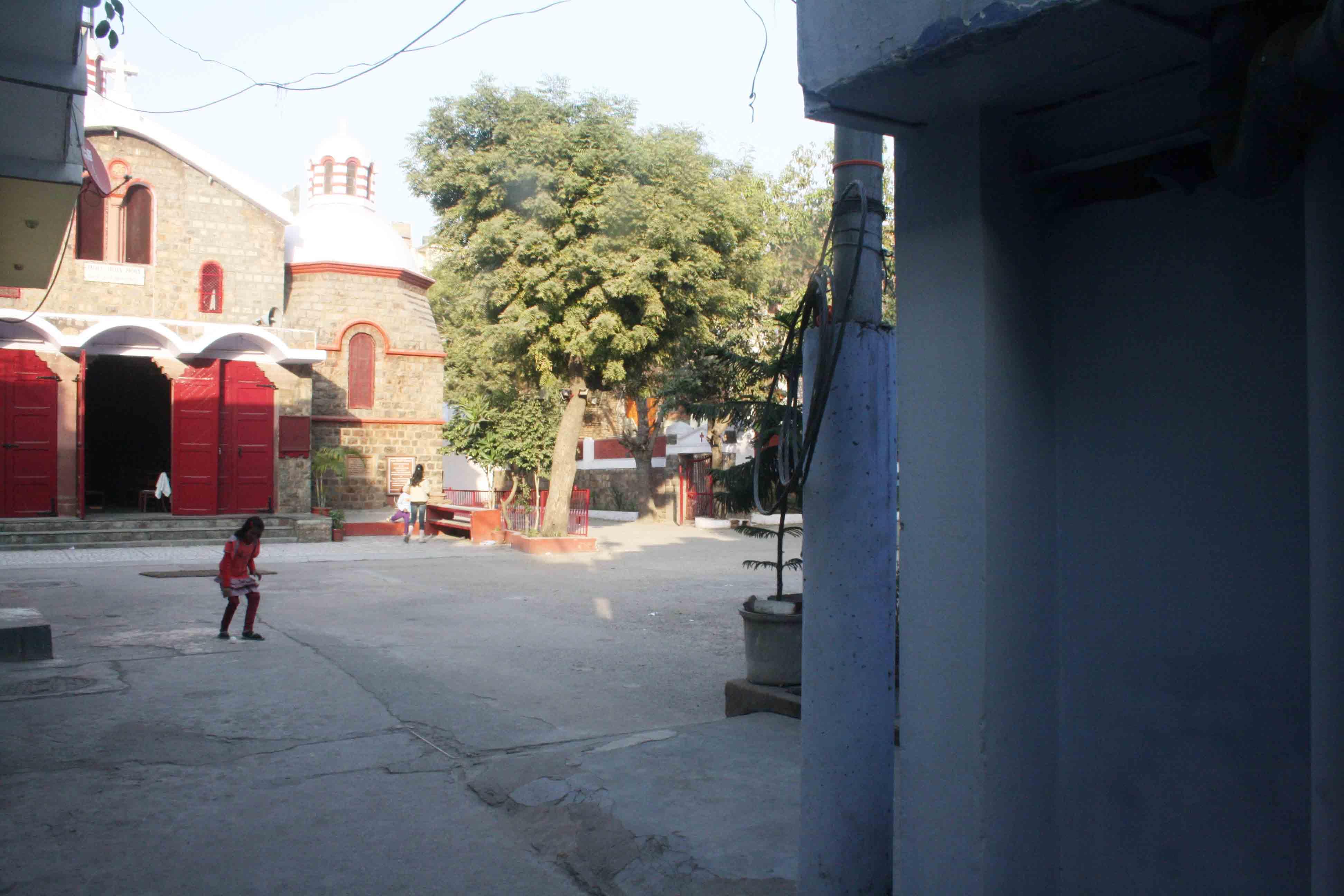 City Monument - Holy Trinity Church, Turkman Gate