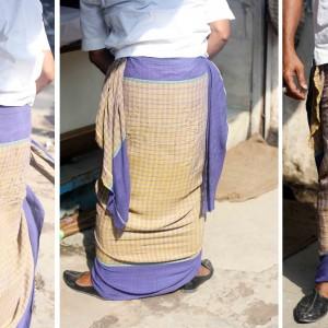 City Style – The Lungi Aesthetes, Lal Kuan & Elsewhere