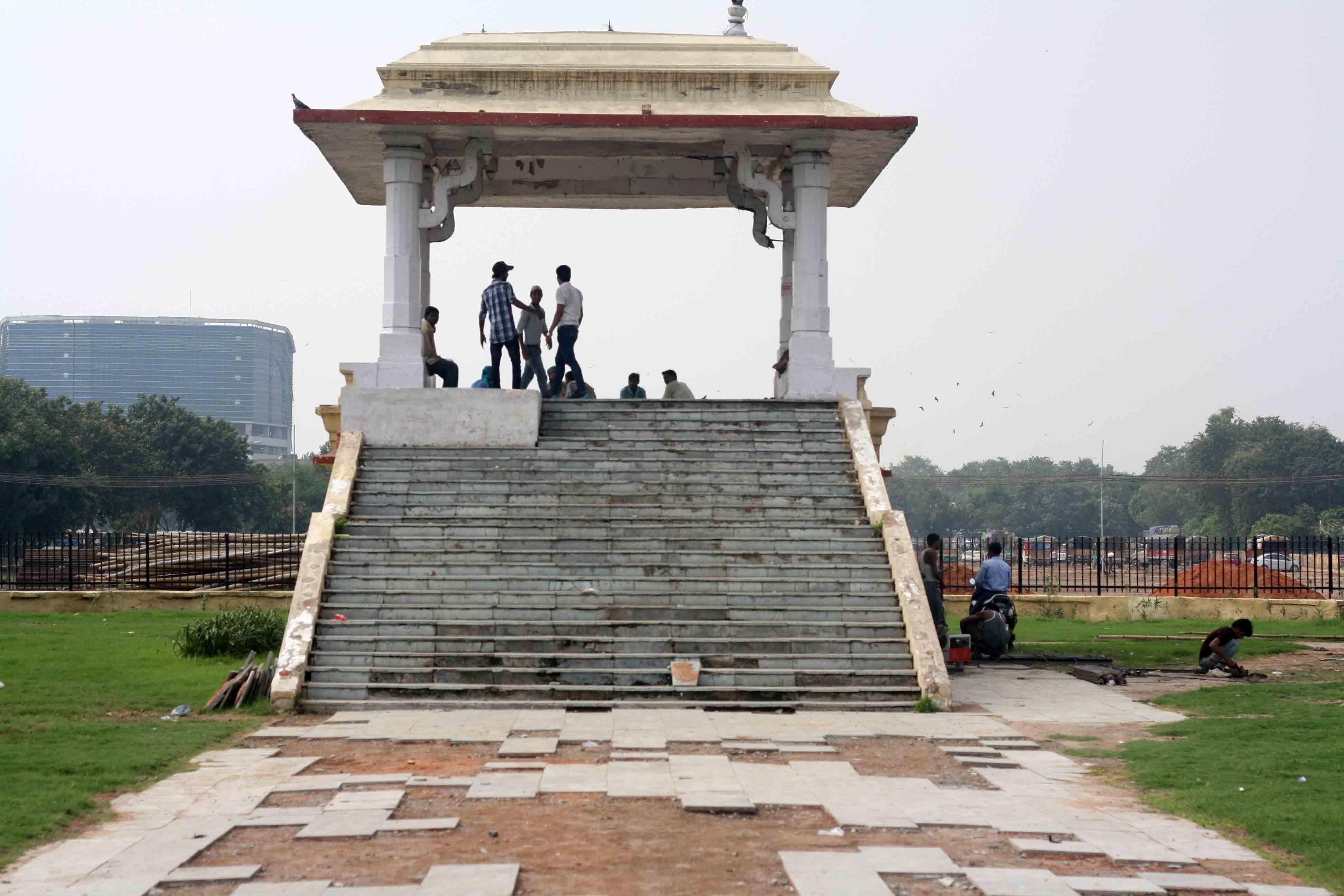 City Landmark - Ramlila Maidan, Central Delhi