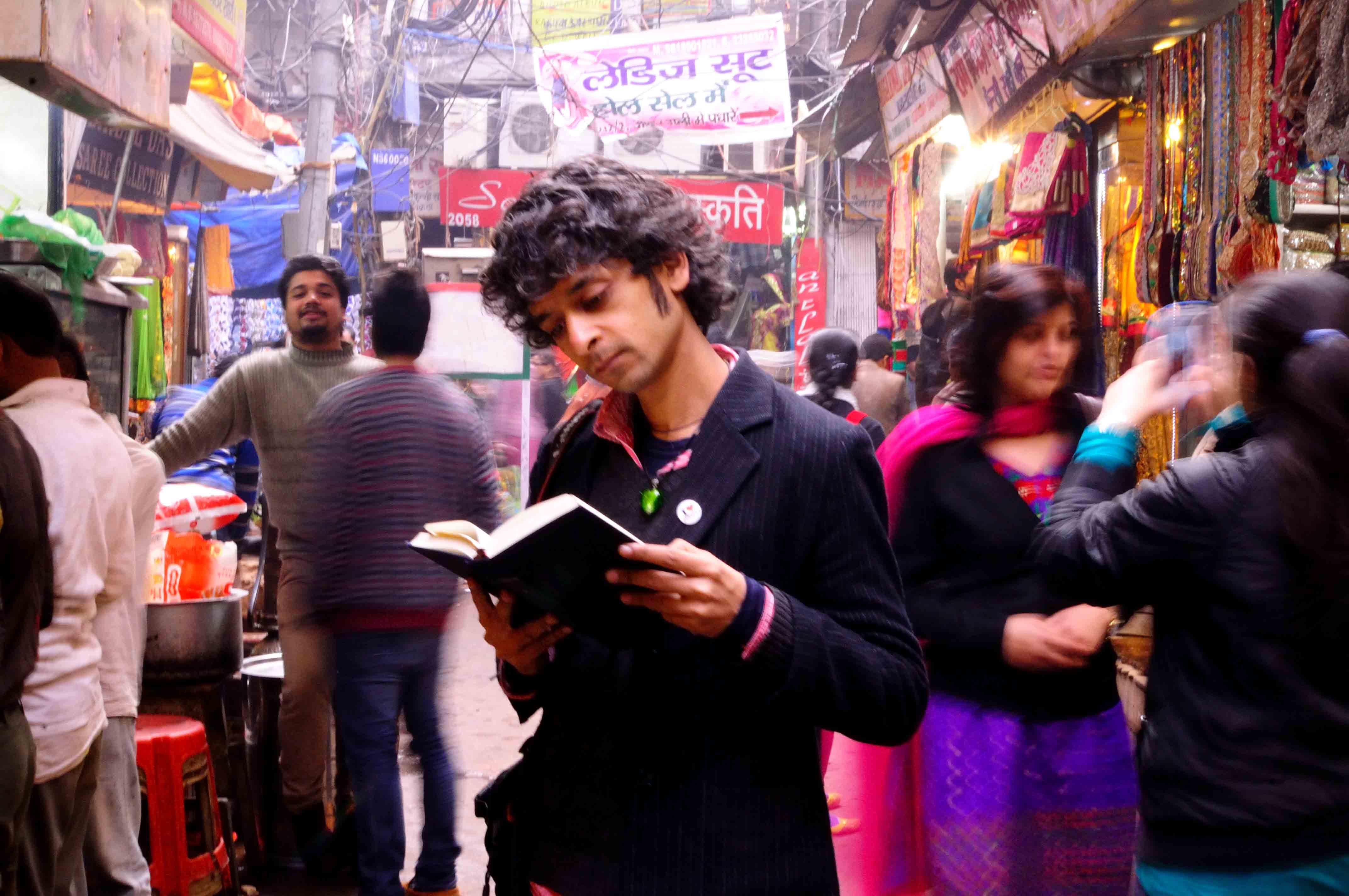 Delhi Proustians - Becoming Marcel, Hazrat Nizamuddin East