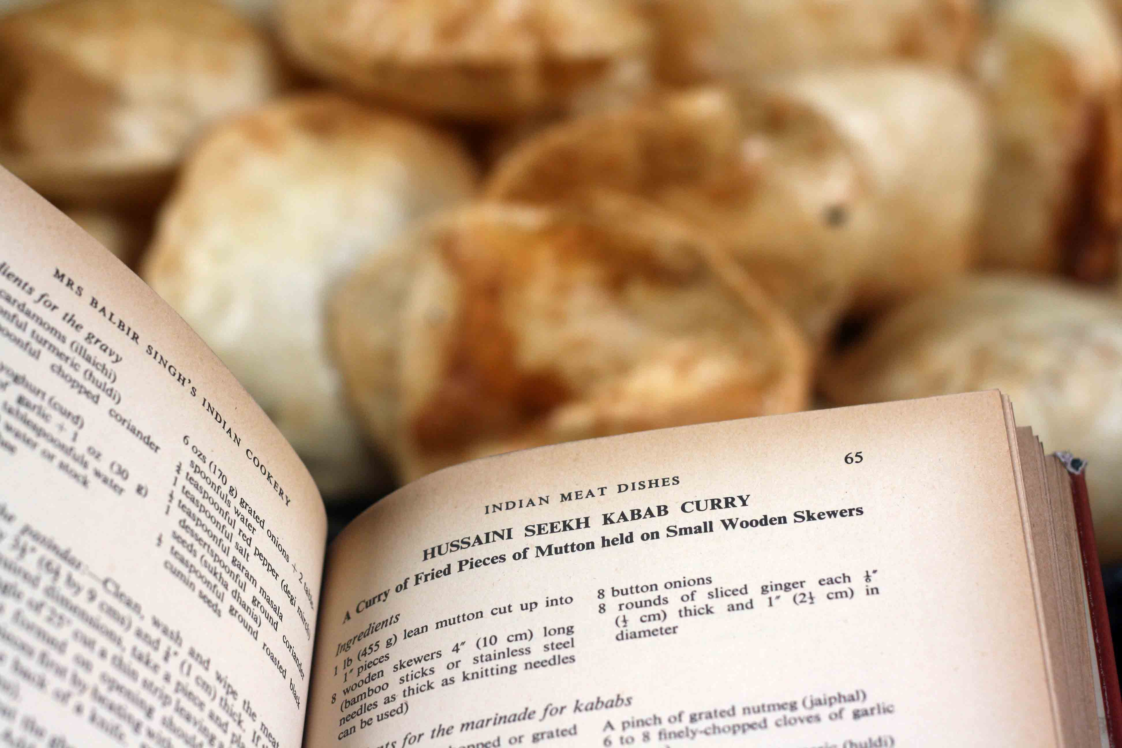 City Food – Mrs Balbir Singh's Cooking Time, Delhi Heritage