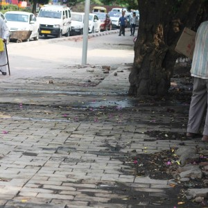 City Culture - Pissing Men, India Gate & Elsewhere