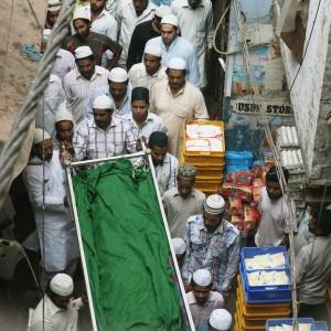 City Moment – Death of a Man, Pahari Gosht Wali