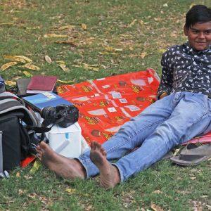 City Life - Photographer Vendors, India Gate