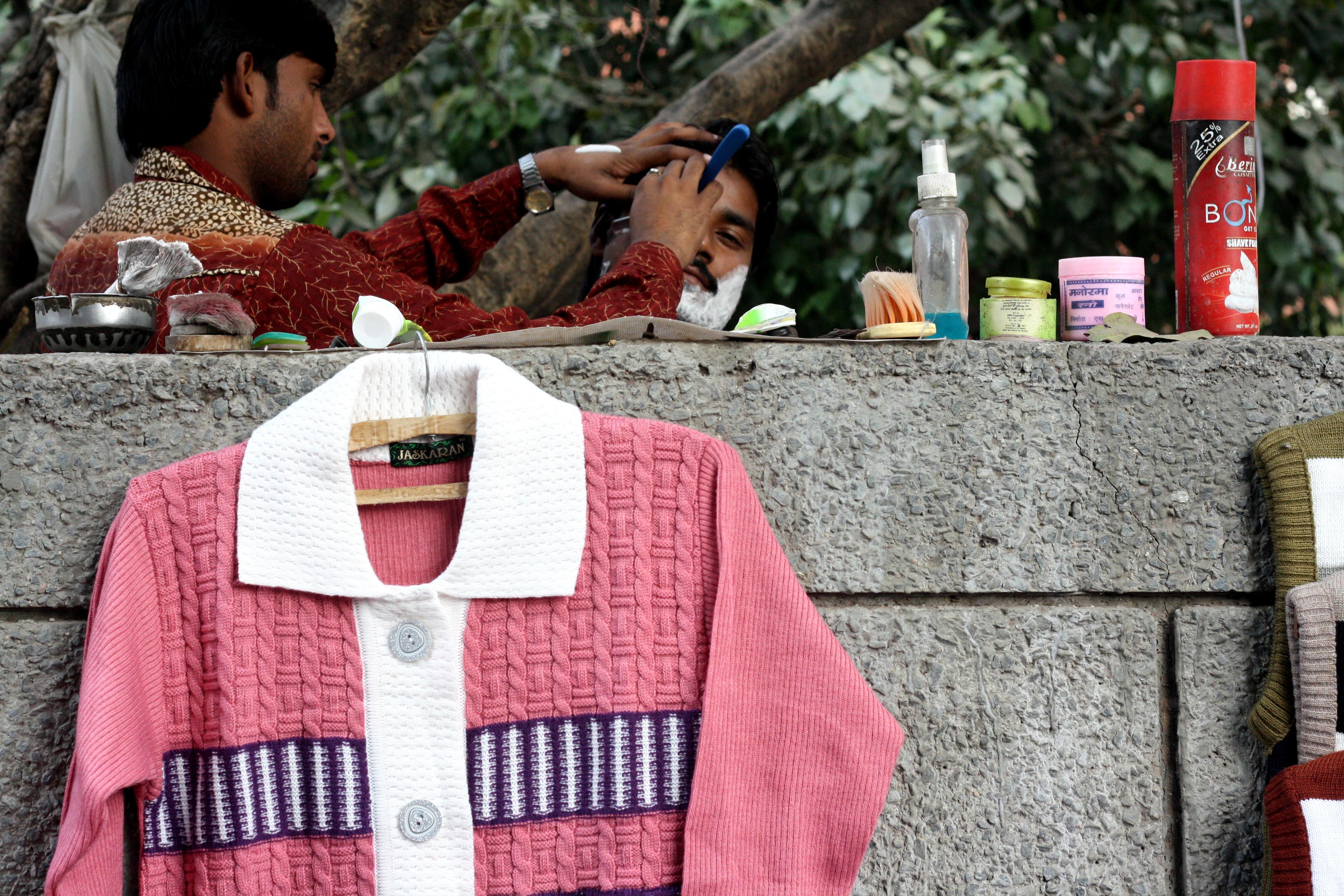 Atget's Corner – 601-605, Delhi Photos