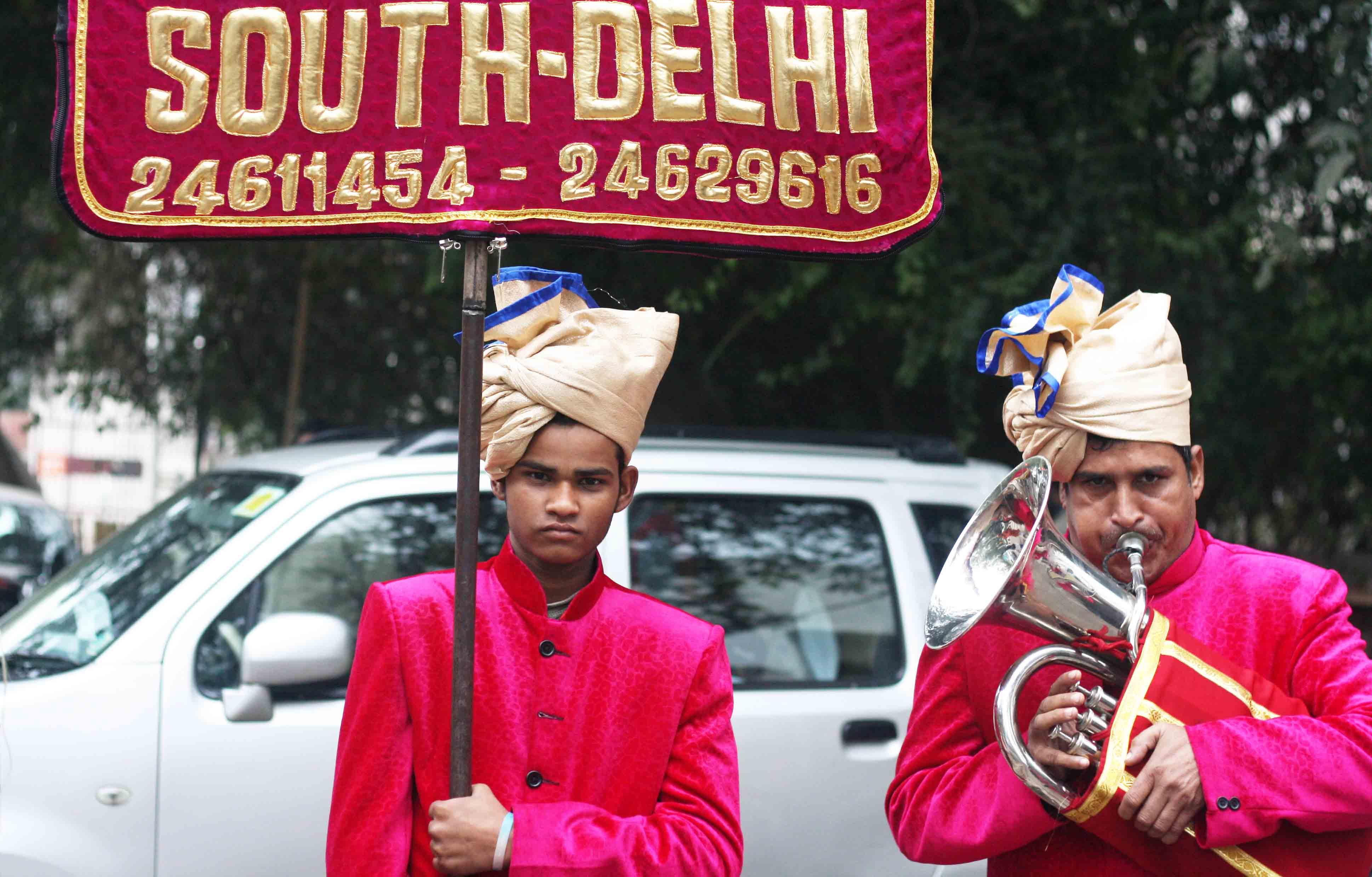 Atget's Corner – 616-620, Delhi Photos