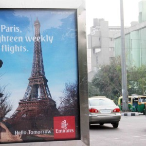 Photo Essay - Delhi for Paris, Around Town