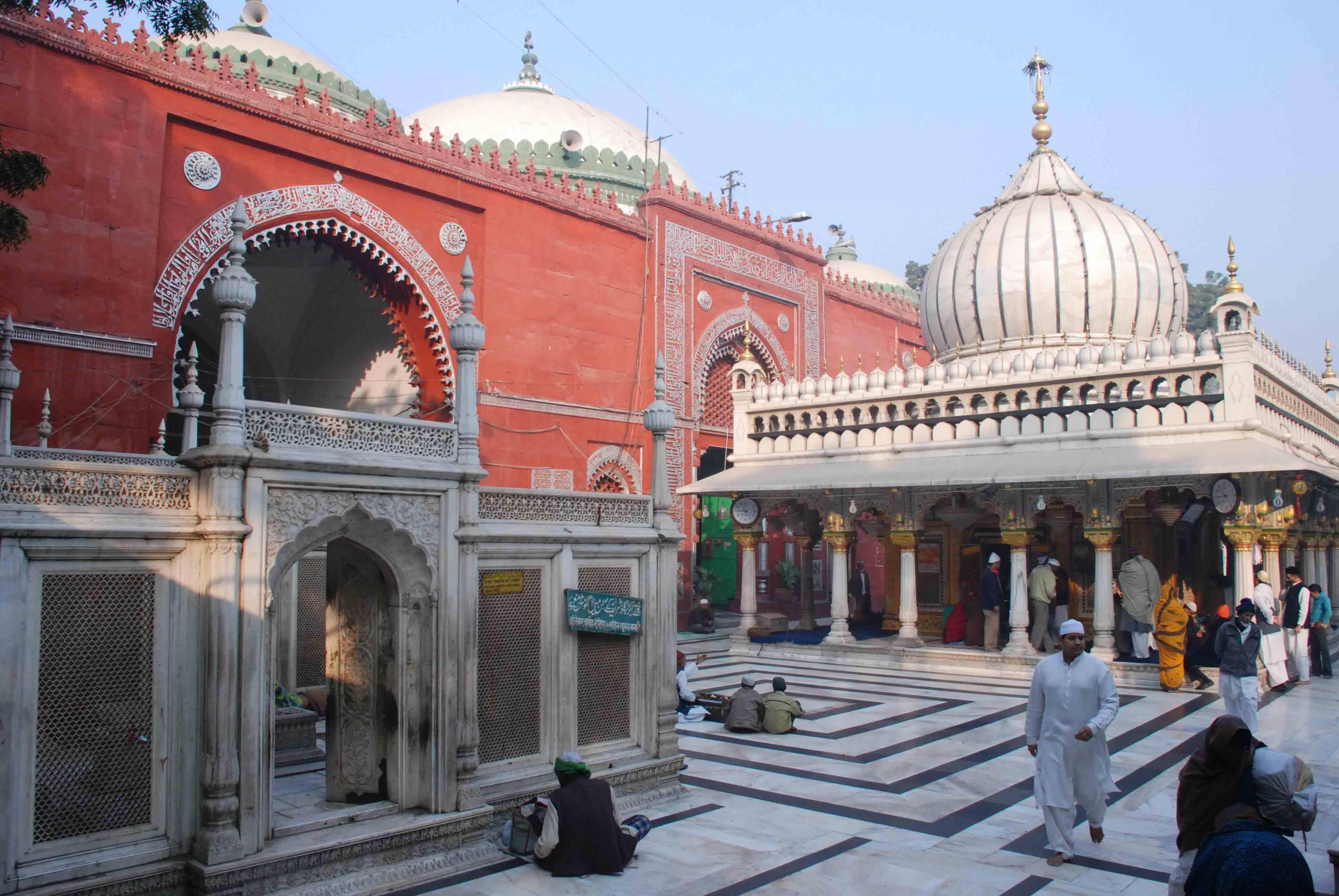 City Faith - 711th Urs, Hazrat Nizamuddin Auliya's Dargah