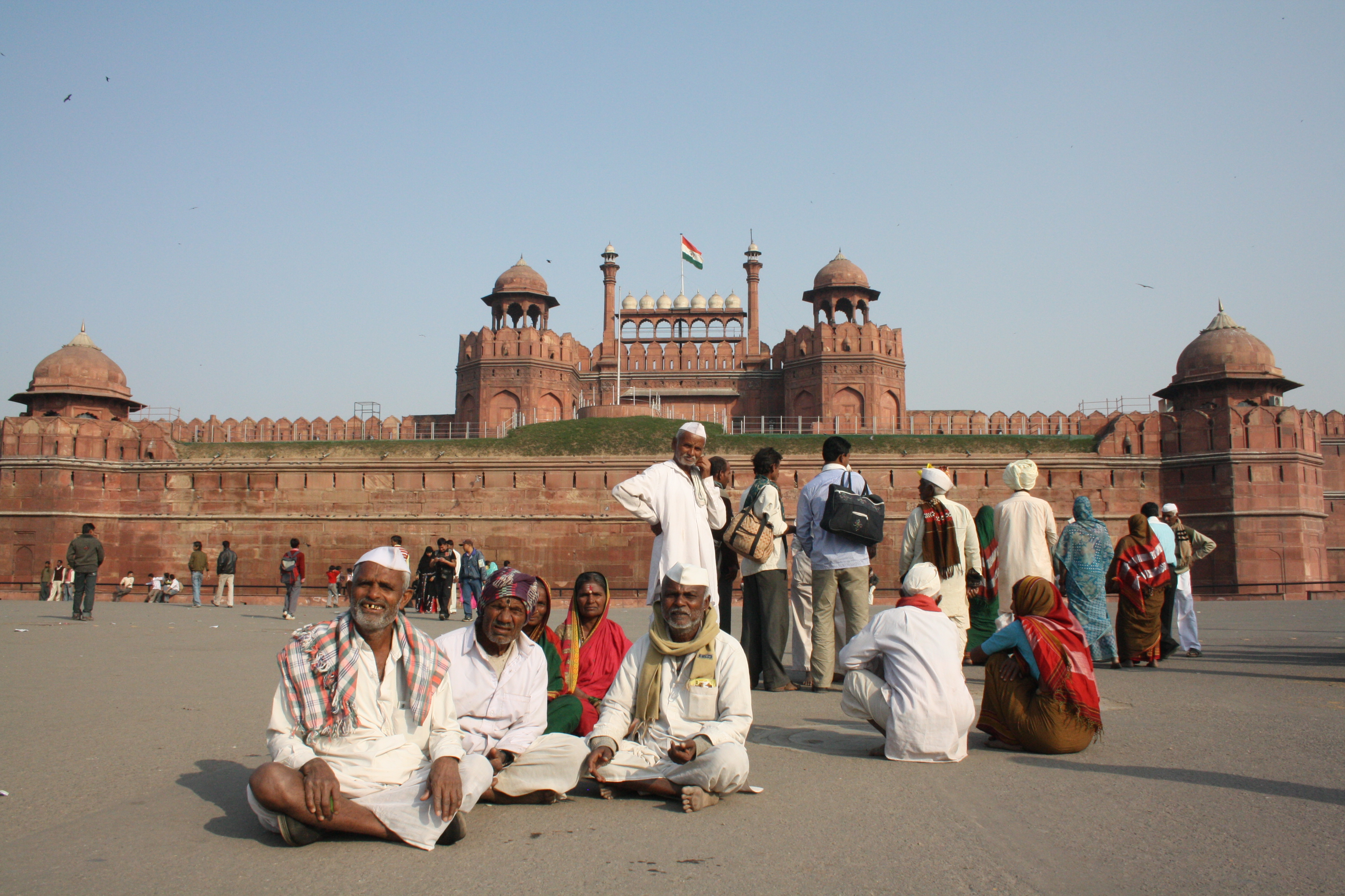 City List - Surviving Landmarks, Red Fort
