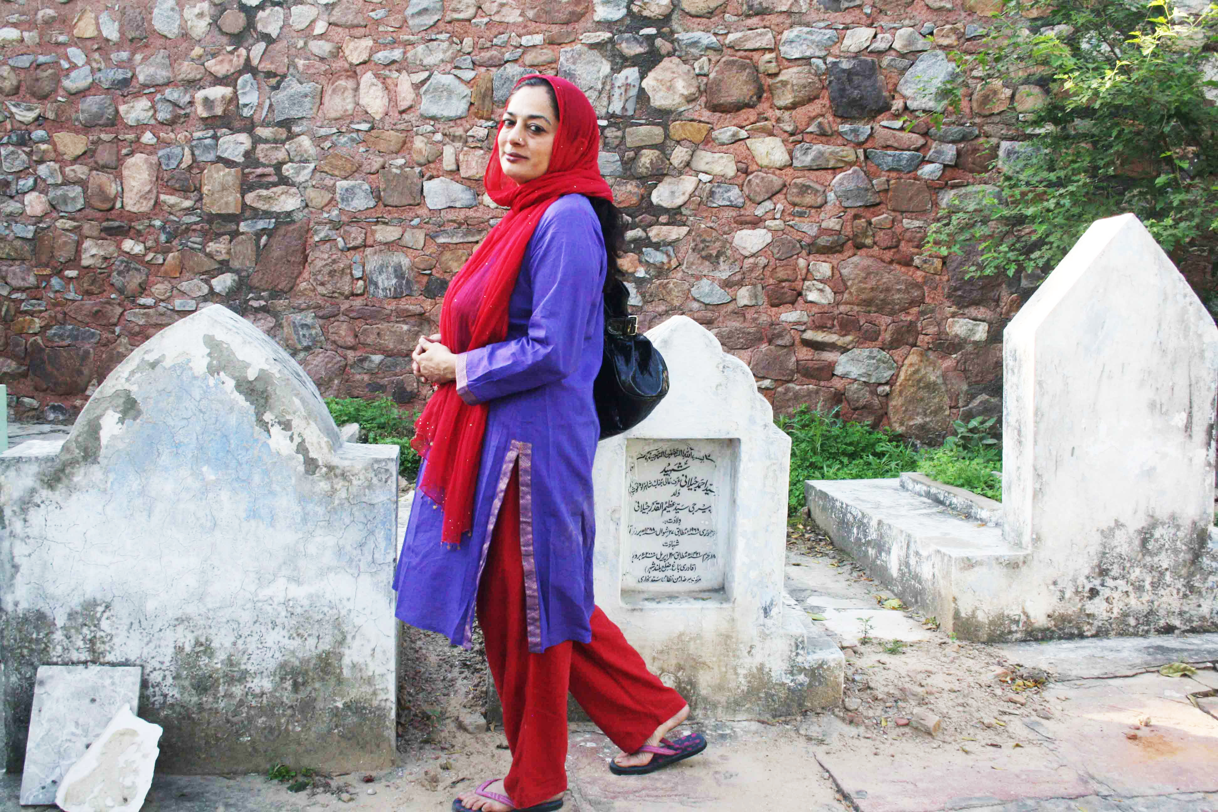 Our Self-Written Obituaries – Sadia Dehlvi, H. Nizamuddin East