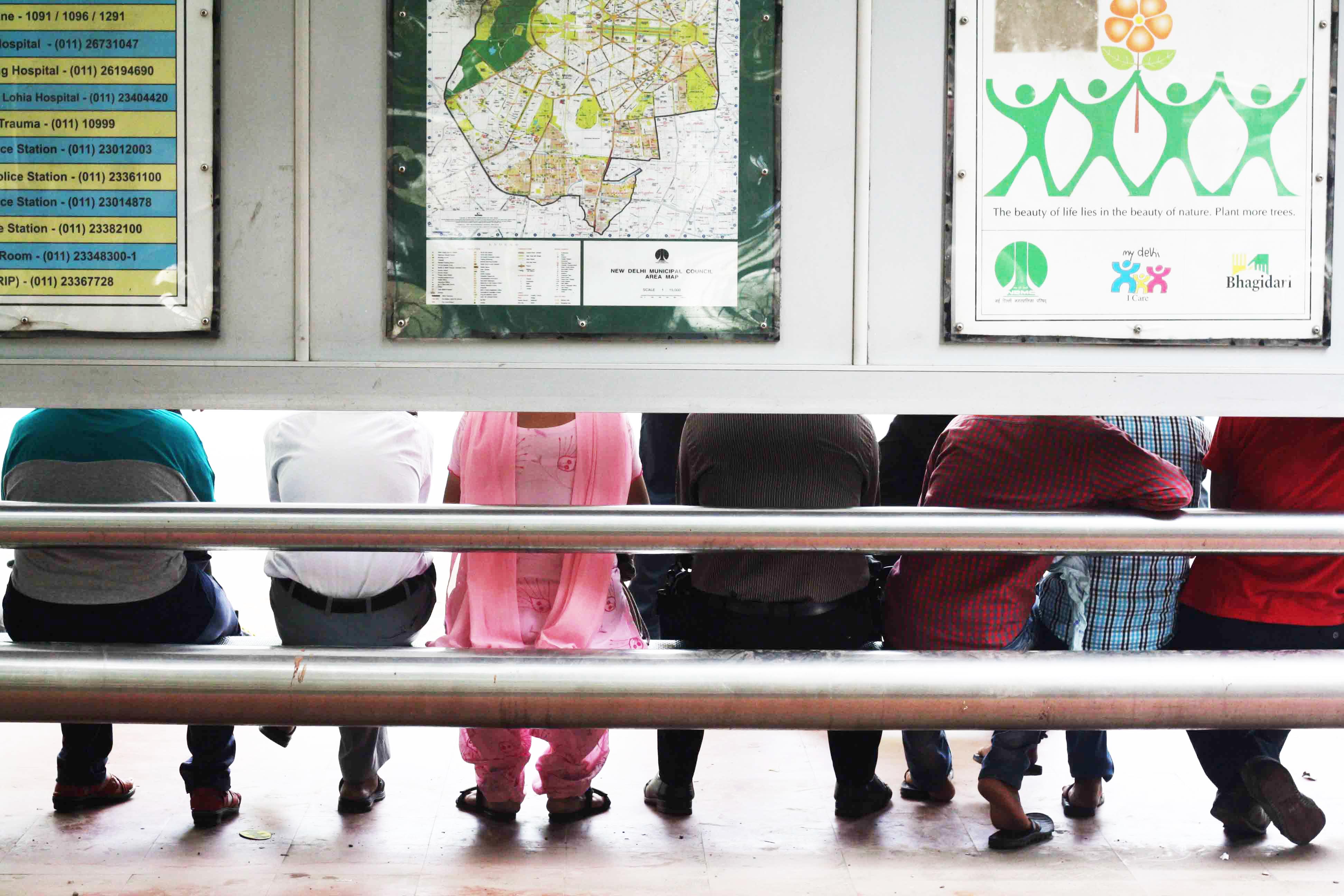 City Project - Capital Sex, Across Delhi