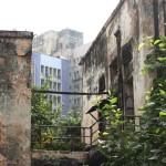 City Landmark - Deserted Bungalow, Connaught Place