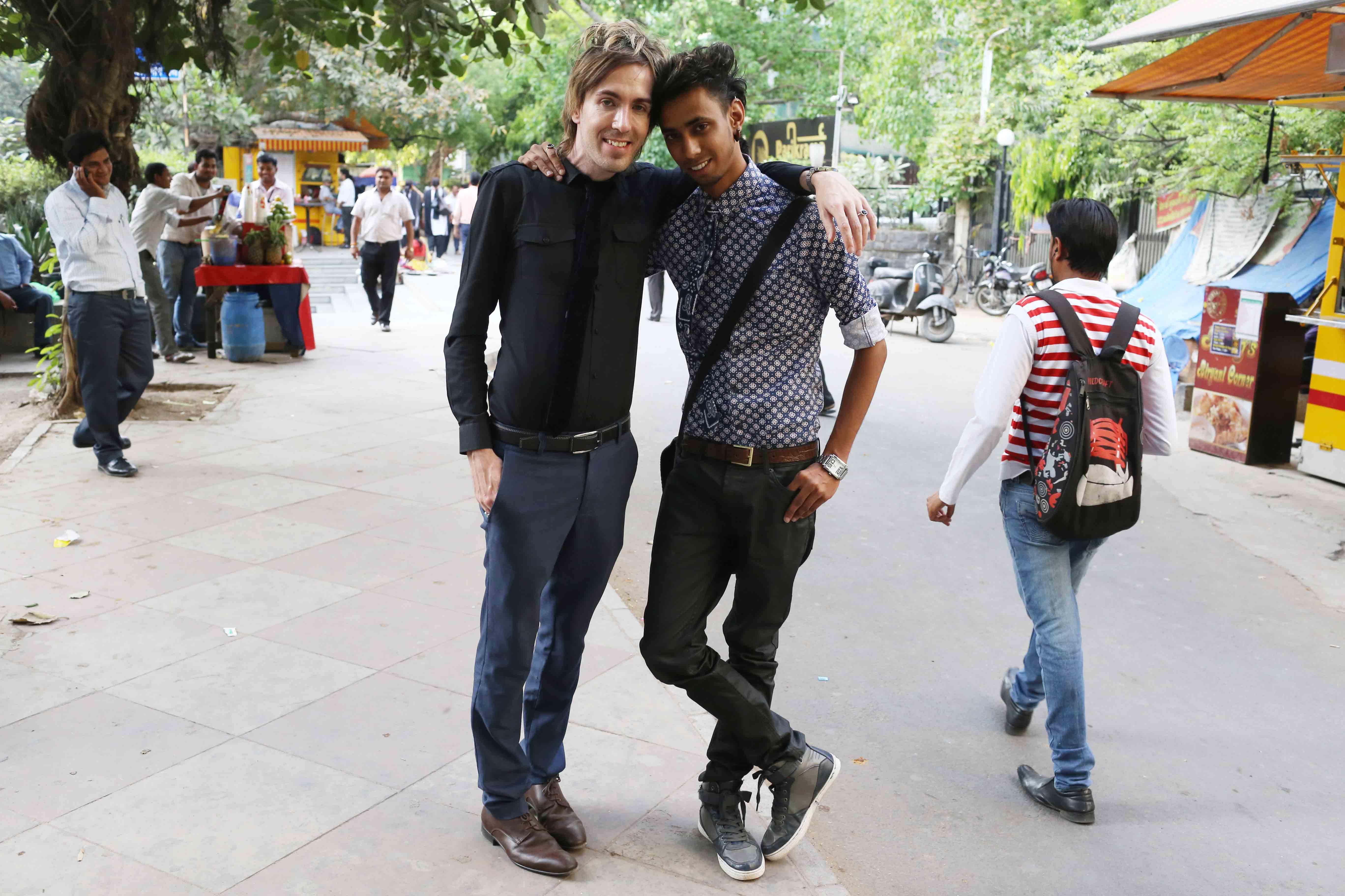 Delhi gay guys