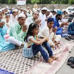 City Faith - Spotting Muslim Women, Eid ul-Fitr, Turkman Gate