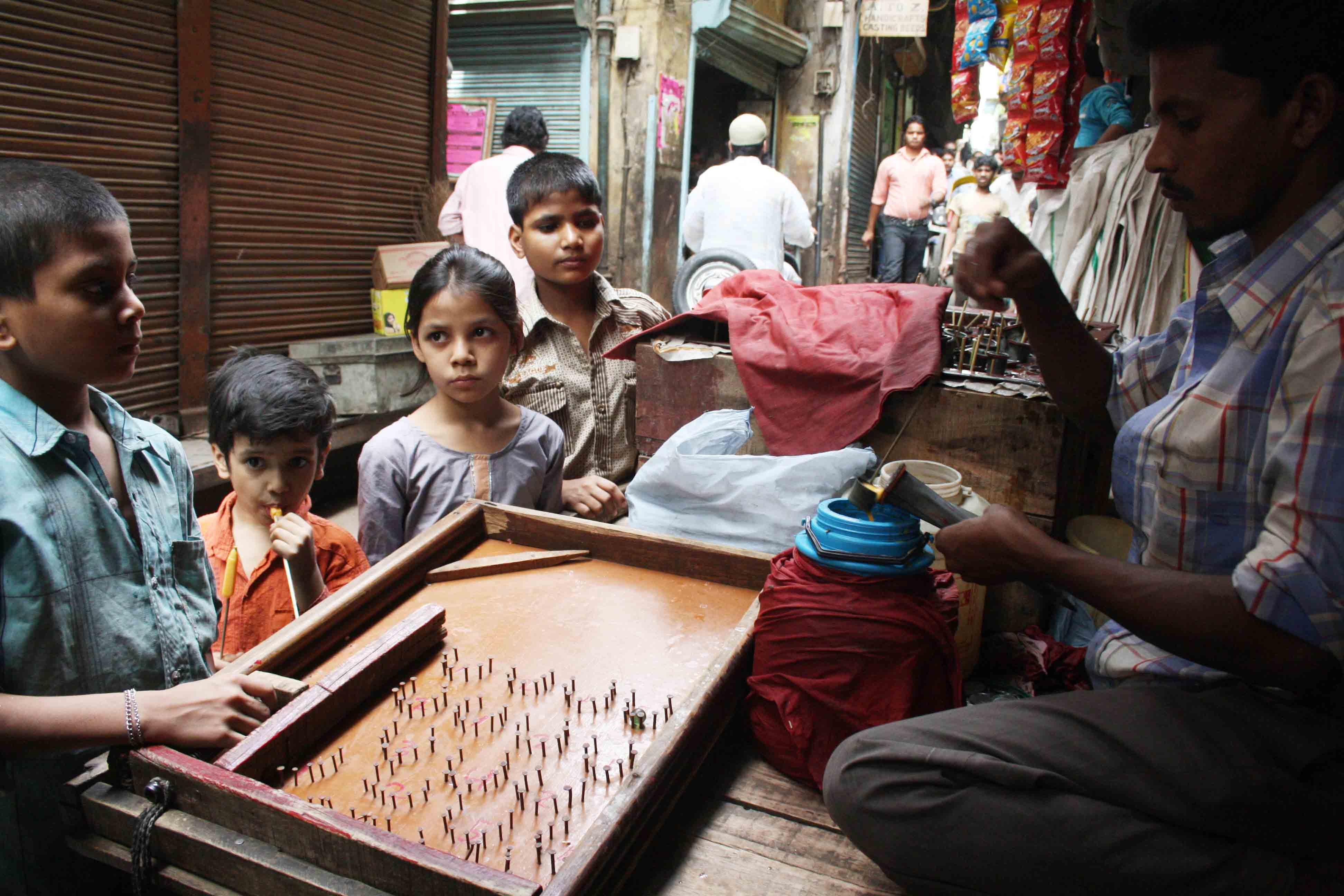 City Food - Number Walli Kulfi, Delhi Stock Exchange