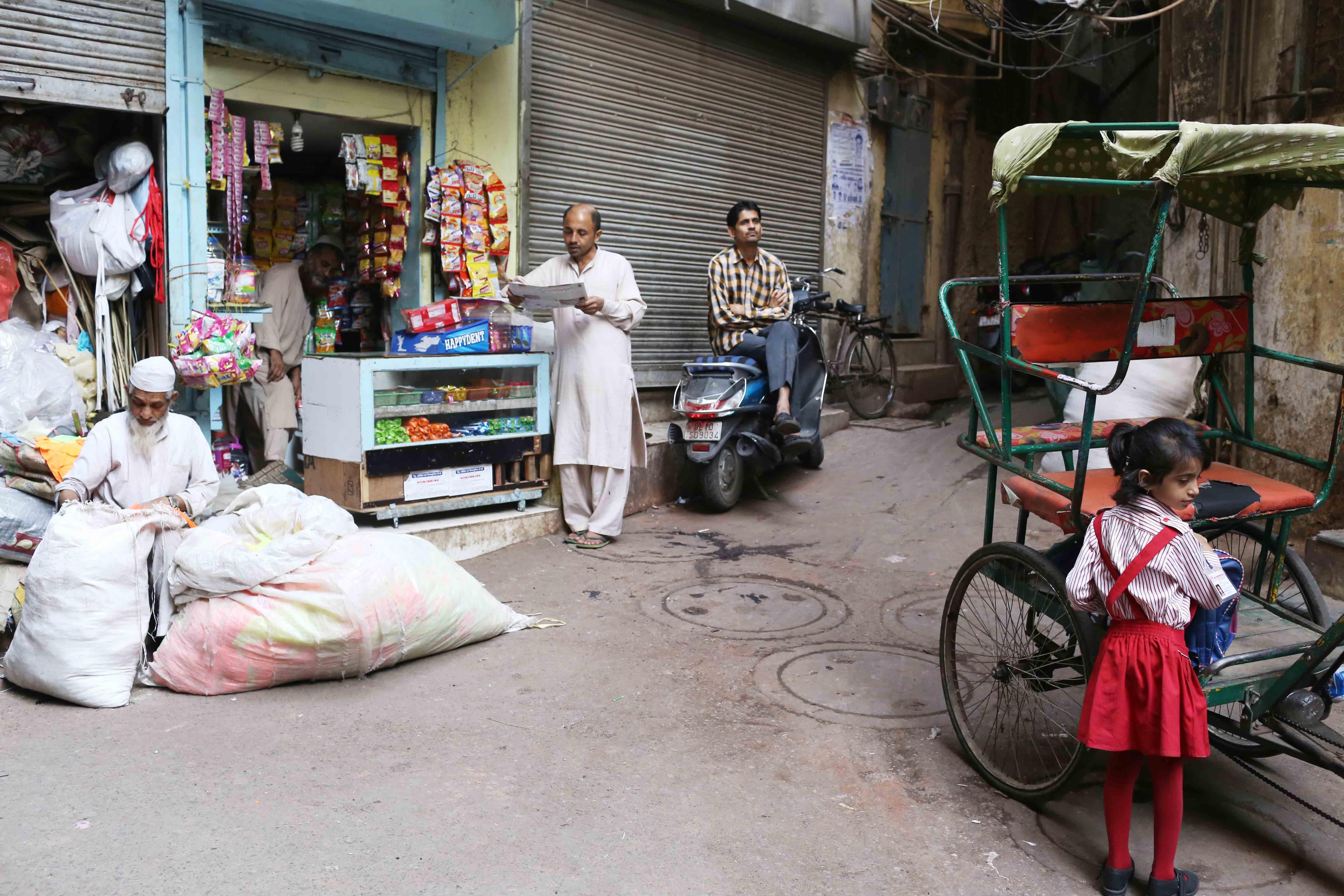 City Hangout - Razia Sultan's Neighborhood, Bulbuli Khana