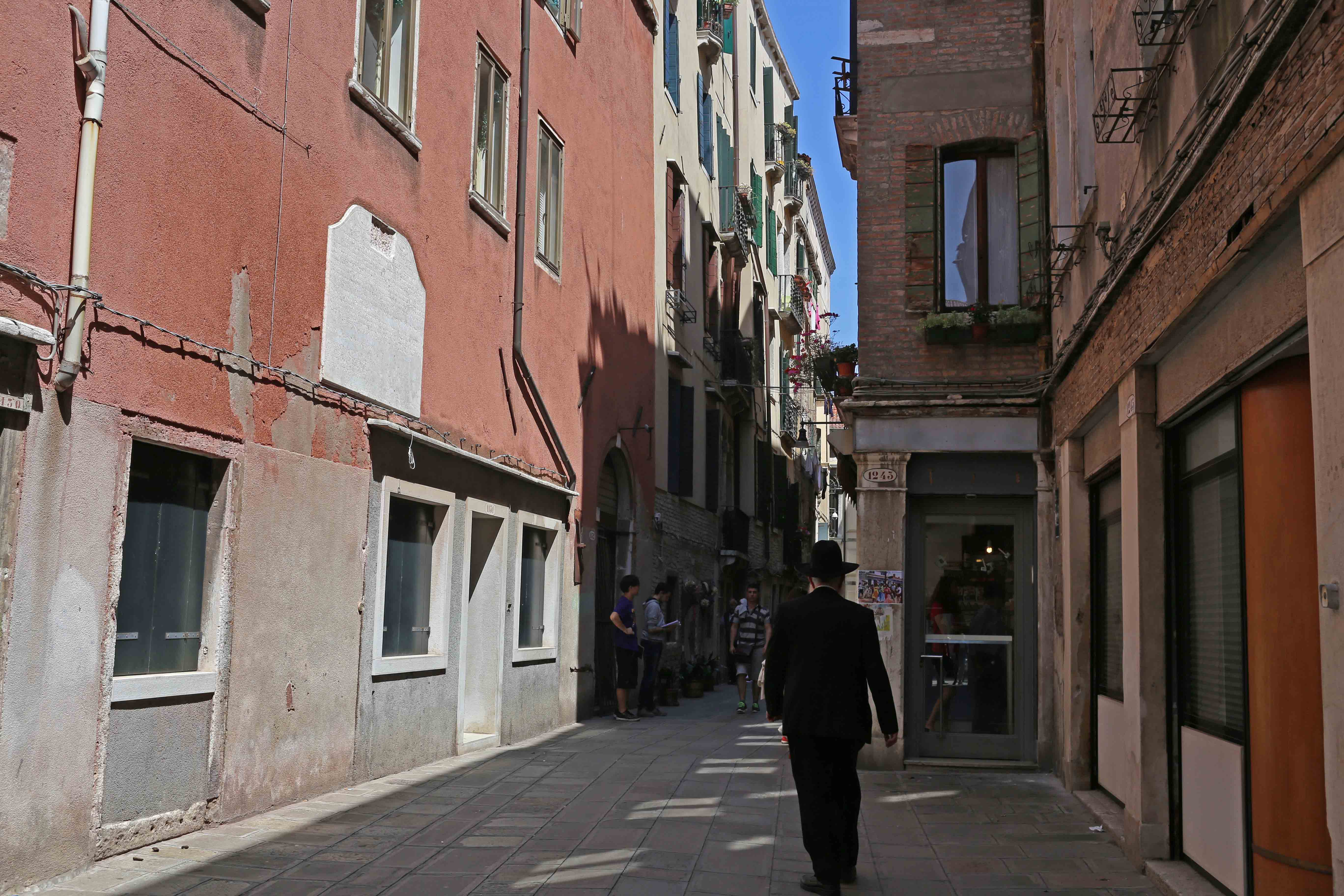 City Travel - The Ancient Jewish Ghetto, Venice