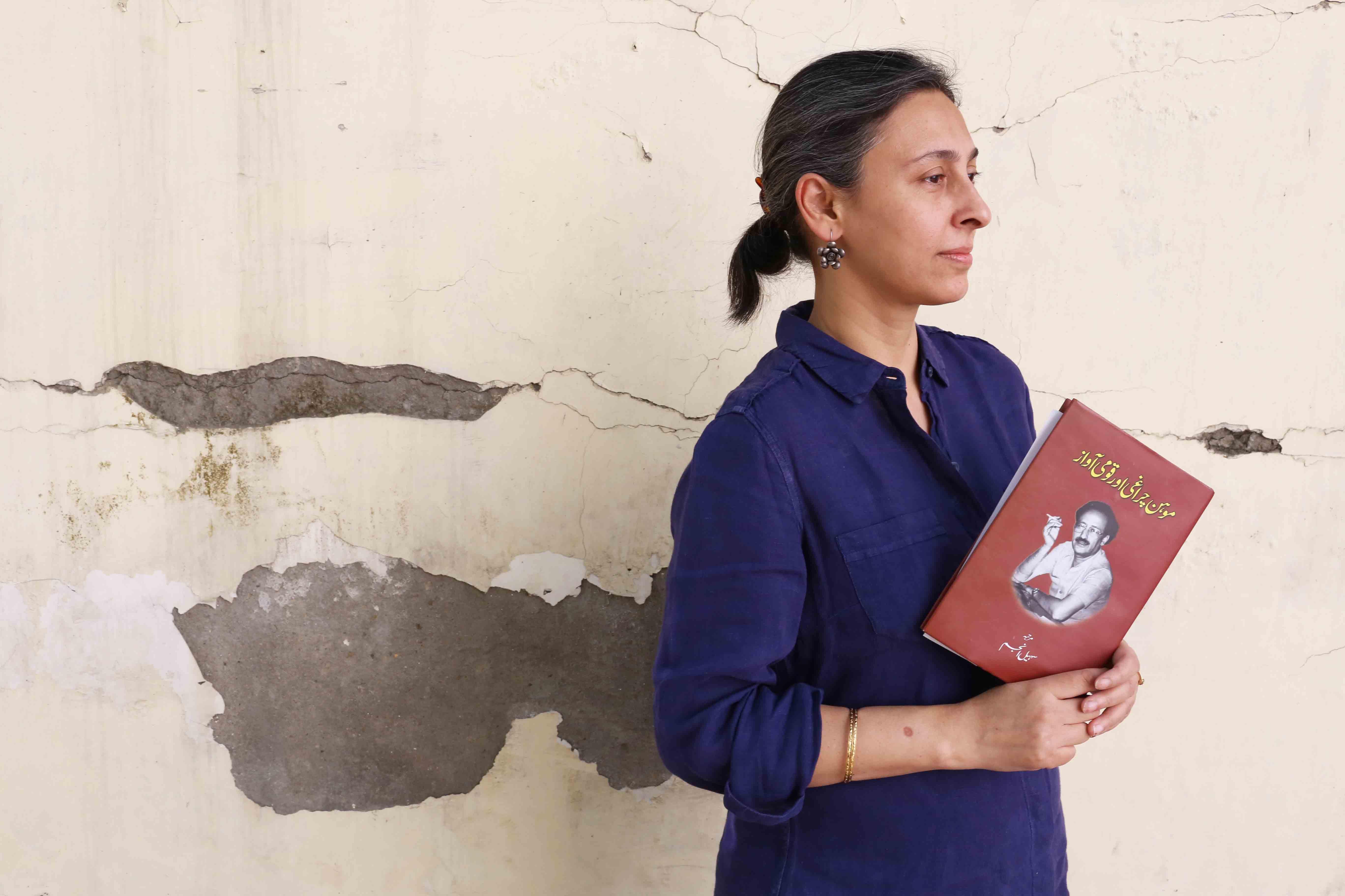 Mission Delhi - Mohan Charagi, Herald House, ITO