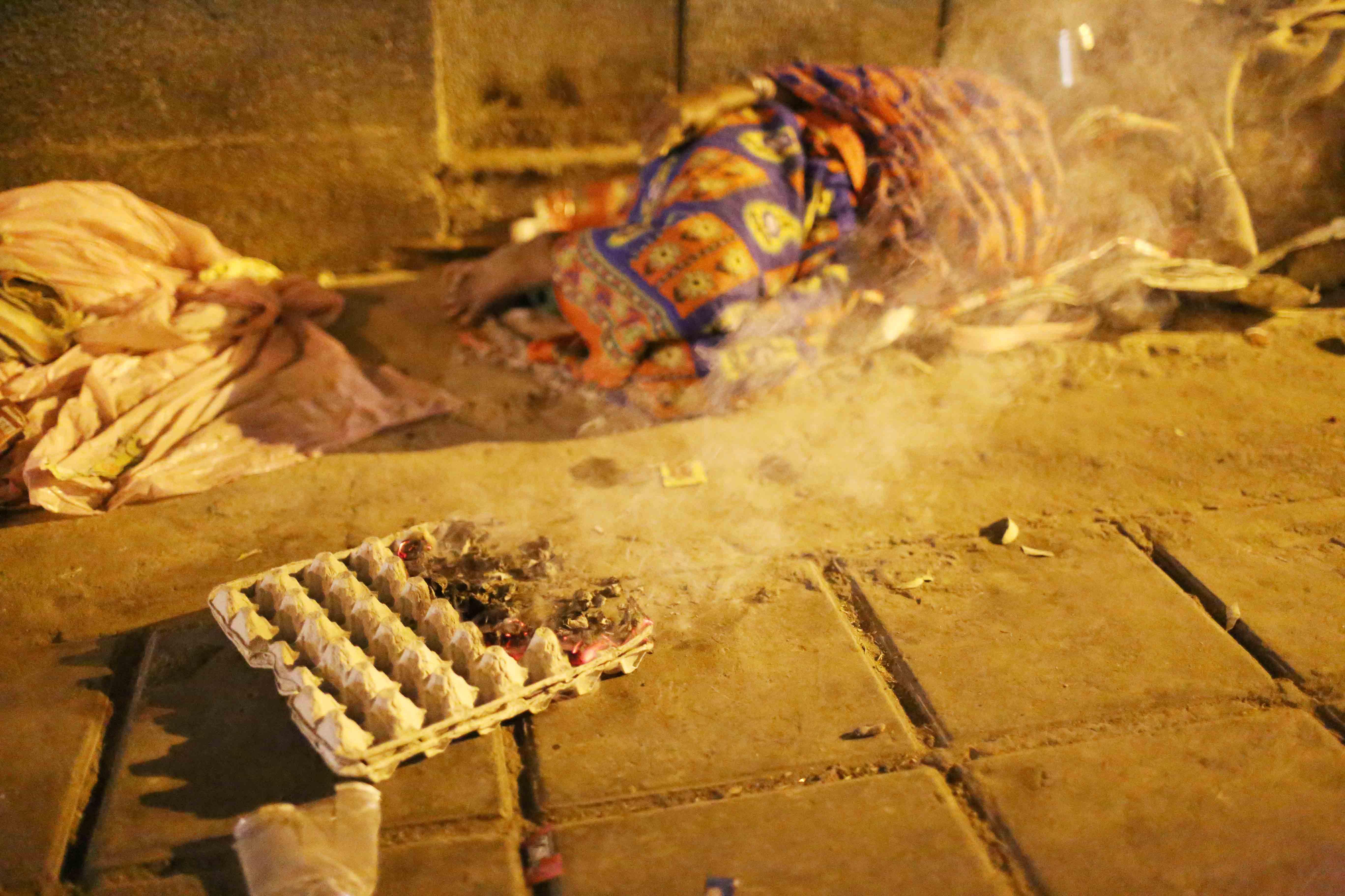 City Life - The Mystery of the Burning Egg Crates, Hazrat Nizamuddin Basti