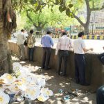 City Culture - Delhi's Table Manners, Kasturba Gandhi Marg