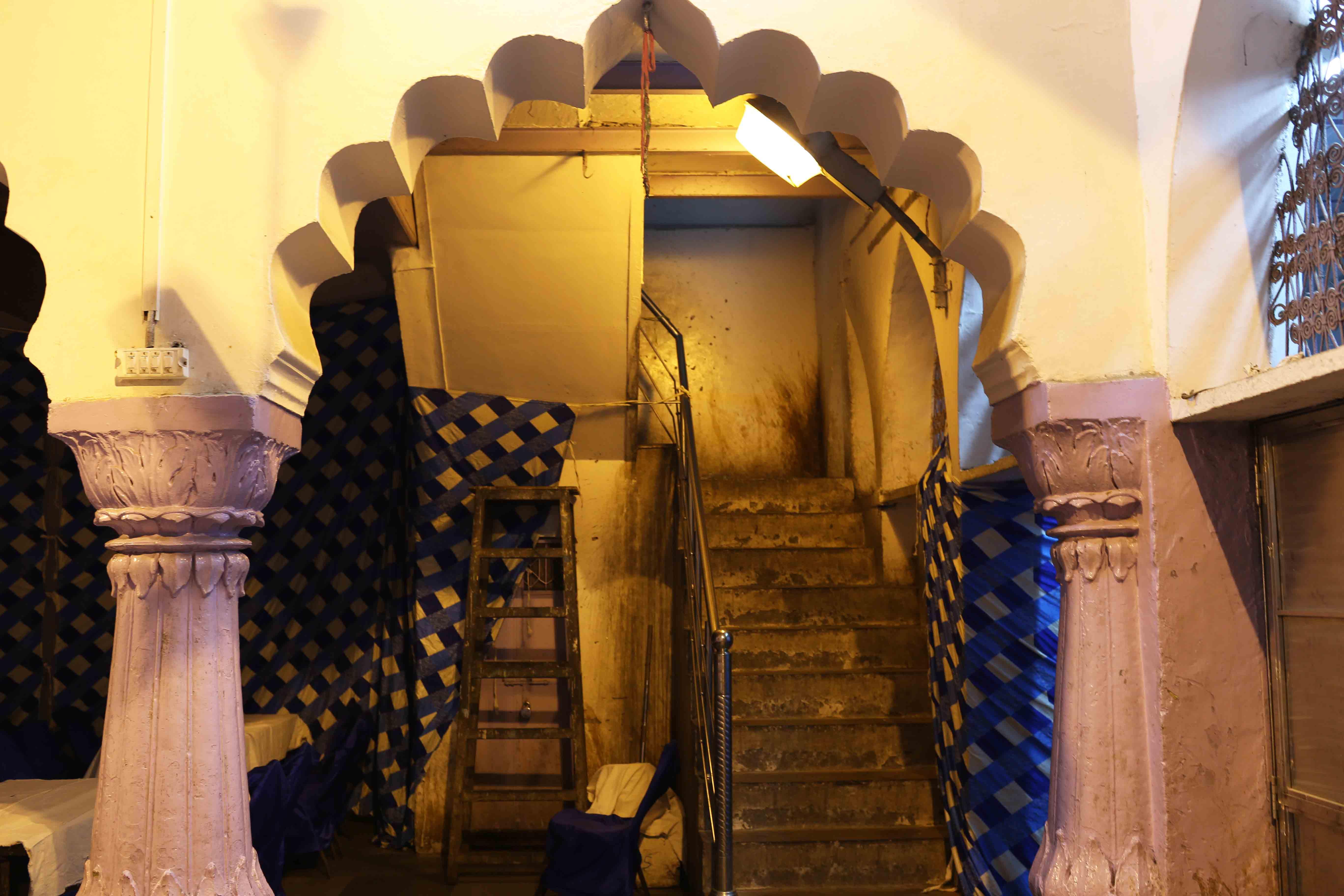 Photo Essay – The Empty Banquet Hall, Pahari Bhojla