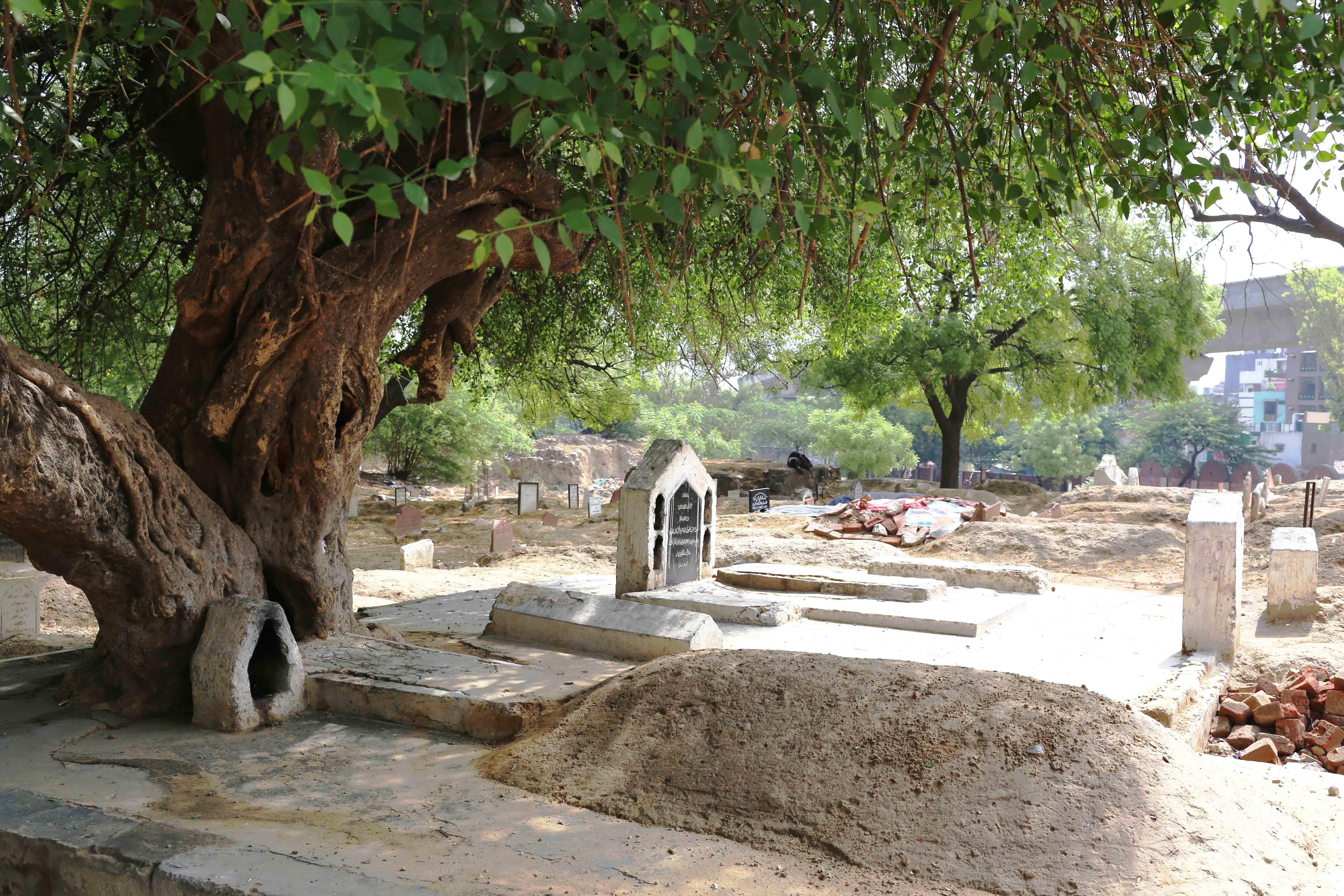 The Biographical Dictionary of Delhi – Gravedigger Allah Hu, b. Piplauti Village, 1930-2016
