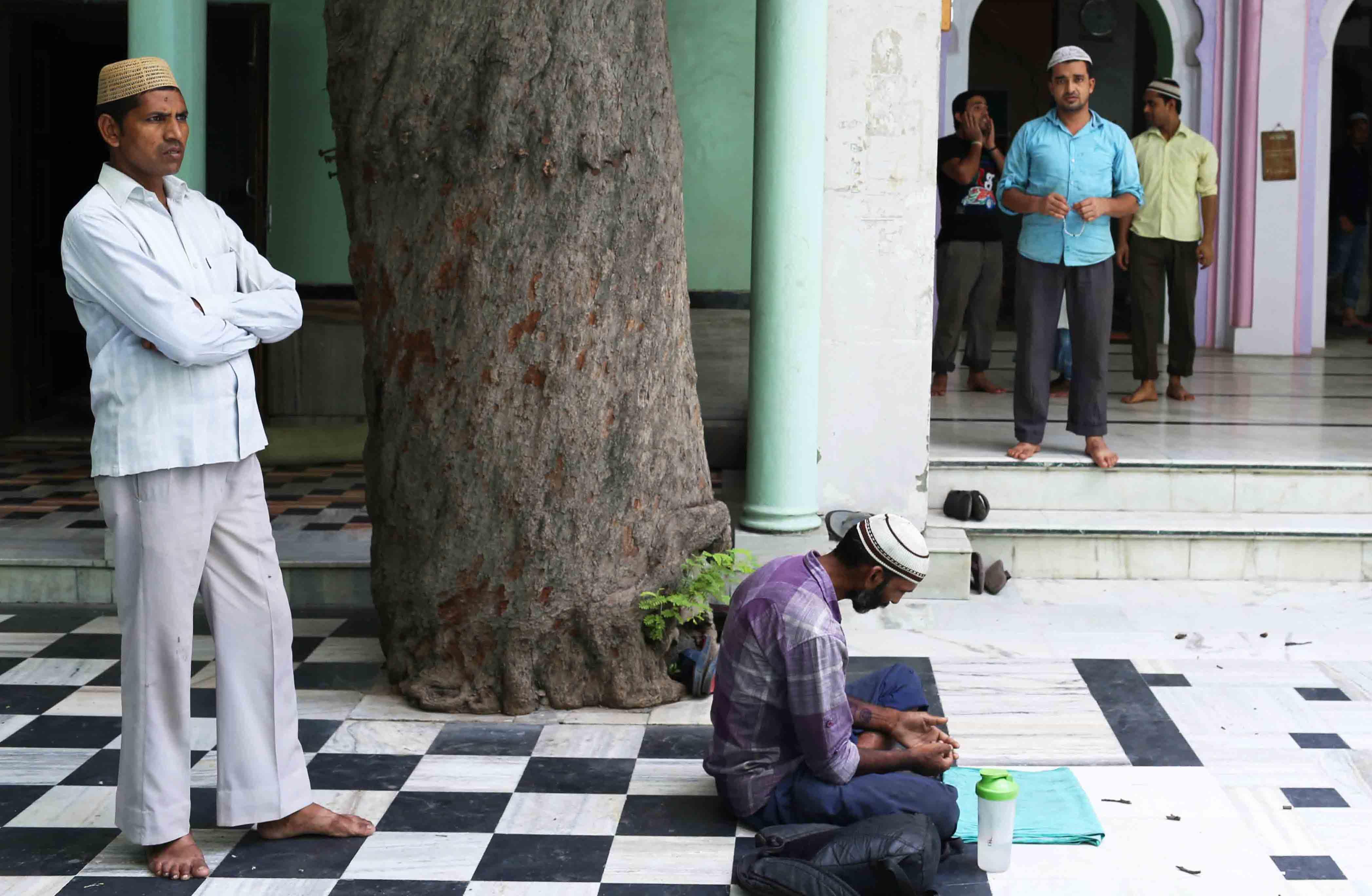 Mission Delhi – Mohammed Saleem, Dargah Sabri, Daryaganj