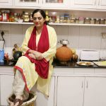Julia Child in Delhi – Author Sadia Dehlvi Makes the Rarely-Seen Mango Qeema, H. Nizamuddin East