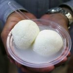 City Food - White Rasgulla, Amar Colony