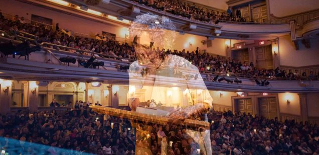 Netherfield Ball – The Super-Duper Crowded Show at Arundhati Roy's New York Book Launch, Brooklyn Academy of Music
