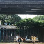City Hangout - A Lonely Railway Station, Sarojini Nagar Market