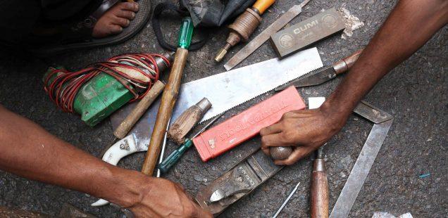 City List - Daily-Wage Carpenter's Kit, Sadar Bazaar