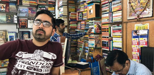 City Hangout - Amrit Book Company, Connaught Place