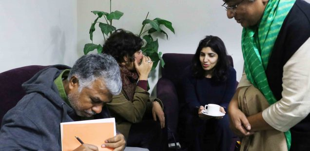 Netherfield Ball – The Story Behind Meru Gokhale's No-Show at Chiki Sarkar's Launch of Perumal Murugan's Book, India Islamic Center